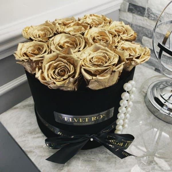 Eternity Rose Box Gift