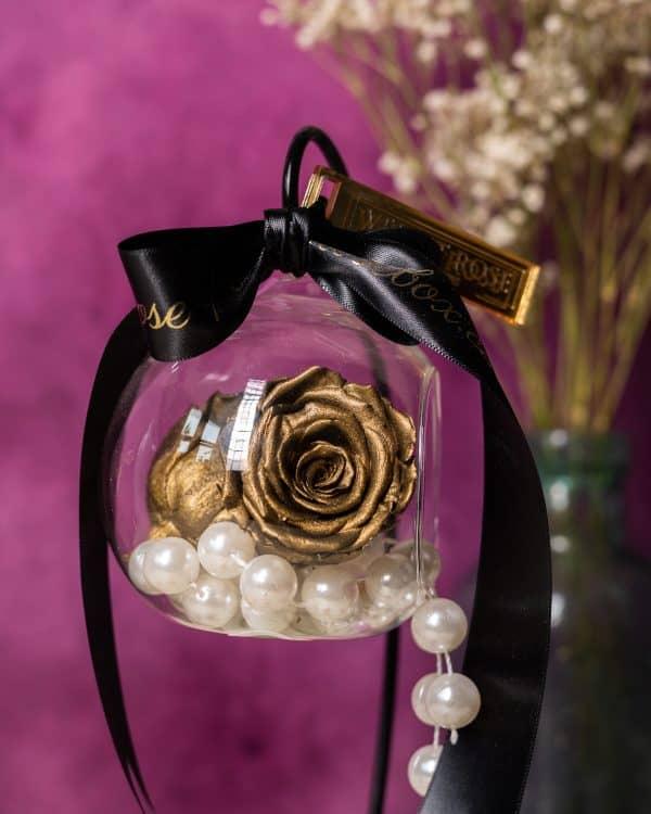 Eternity Glass Rose Gift