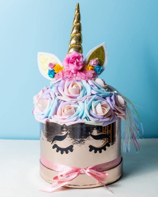Unicorn Rose Box