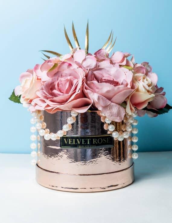Silk Rose Box